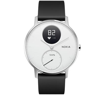 Nokia Steel HR 36mm Wit