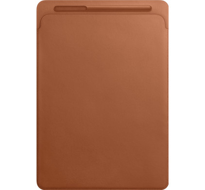 Apple Leren Sleeve iPad Pro 12,9 inch Bruin