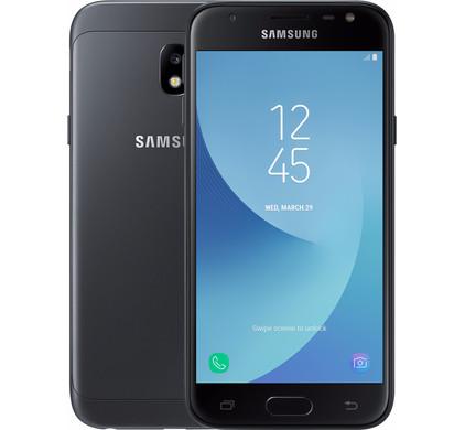 Samsung Galaxy J3 (2017) Zwart - Coolblue - Voor 23.59u, morgen in huis