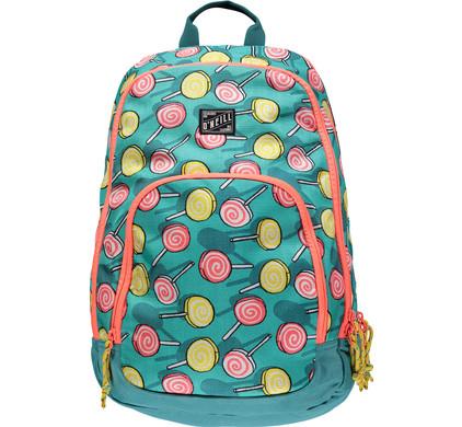 O'Neil BM Wedge Backpack Green AOP
