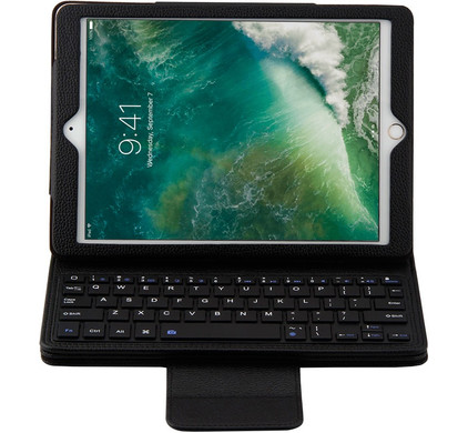 Just in Case Apple iPad Keyboard Case Zwart