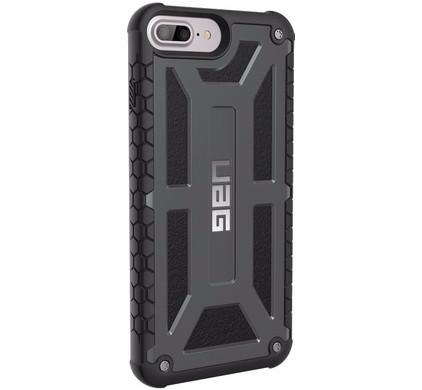 UAG Monarch Apple iPhone 6 Plus/6s Plus/7 Plus/8 Plus Back cover Grijs