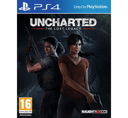 Uncharted 4: The Lost Legacy PS4