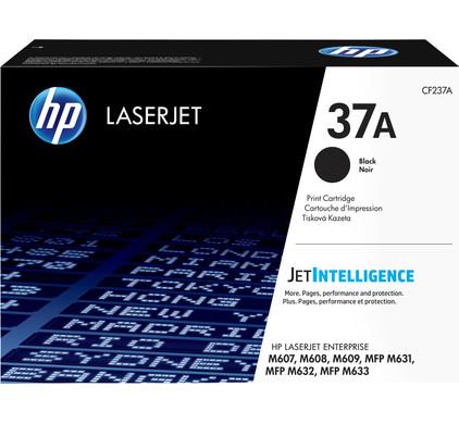 HP 37A Toner Zwart (CF237A)