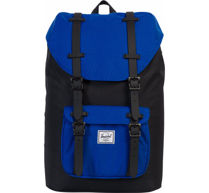 Herschel Little America Mid-Volume Black/Surf the Web