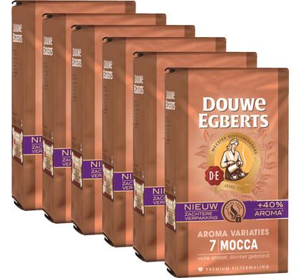 Douwe Egberts Aroma Variaties Mocca 6-pack