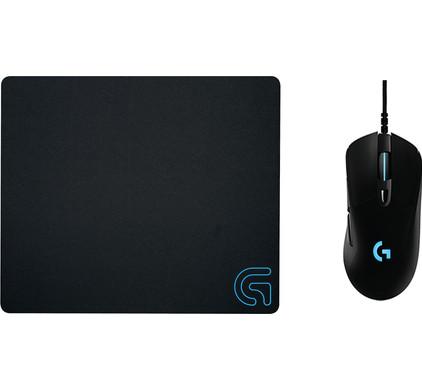 Logitech G403 Gaming Muis + G240 Muismat