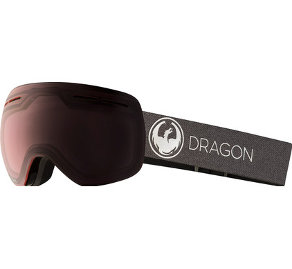 Dragon X1S Echo + Transitions Light Rose Lens