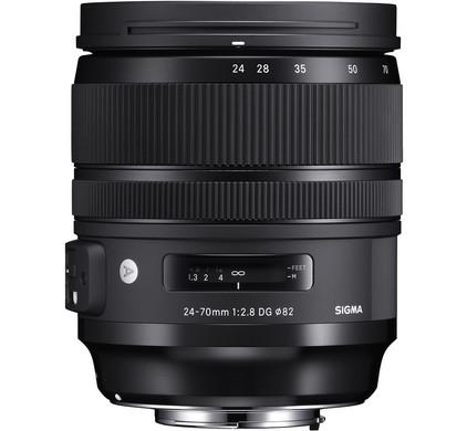 Sigma 24-70mm F2.8 DG OS HSM Art Nikon Main Image