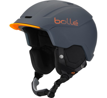 Bollé Instinct Soft Grey/Orange (54 - 58 cm)