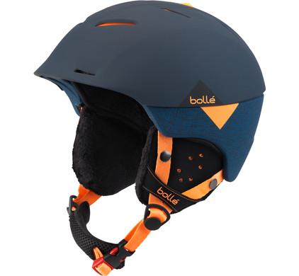 Bollé Synergy Soft Navy/Orange (54 - 58 cm)