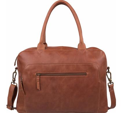 74485b5c8e1 Cowboysbag Margate Cognac - Coolblue - alles voor een glimlach