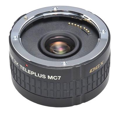 Kenko converter DGX MC7 2.0x Canon
