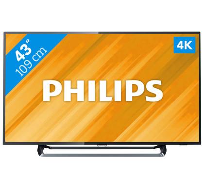 Philips 43PUS6262 - Ambilight