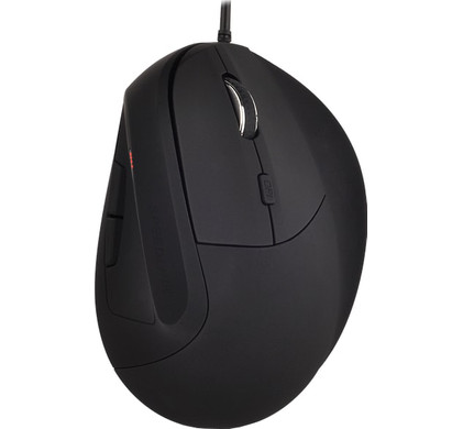 Speedlink Descano Ergonomische Verticale Muis Zwart