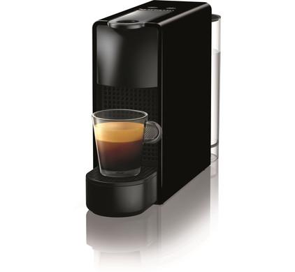 b268183b3c94 Krups Nespresso Essenza Mini XN1118 Black + Milk Frother - Coolblue ...