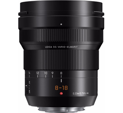 Panasonic Leica DG Vario-Elmarit 8-18mm Main Image
