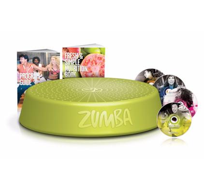Zumba Fitness Pakket