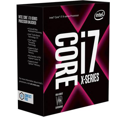 Intel i7 7740X Kaby Lake X