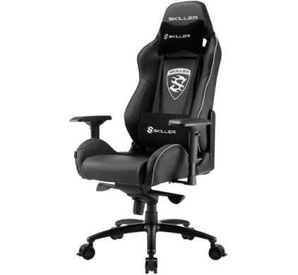 Sharkoon Skiller SGS3 Gaming Chair Zwart