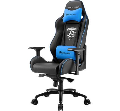 Sharkoon Skiller SGS3 Gaming Chair Zwart/Blauw