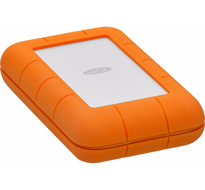 LaCie Rugged Thunderbolt USB-C 4TB