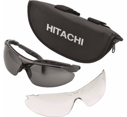 Hitachi 713505 Veiligheidsbril Amber Lens