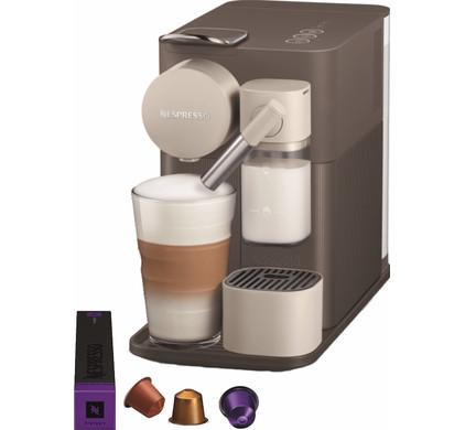 De'Longhi Nespresso Lattissima One Brown Main Image