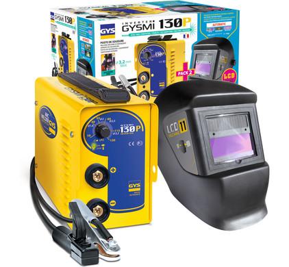 GYS GYSMI 130P + LCD Techno 11