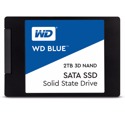 WD Blue 3D NAND 2TB 2,5 inch