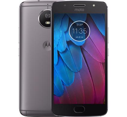 Motorola Moto G5S Grijs - Coolblue - Voor 23.59u, morgen in huis