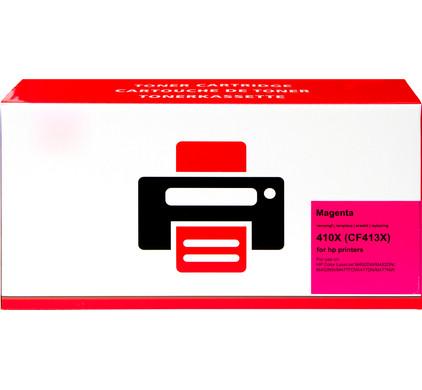 Huismerk 410X Toner Magenta XL voor HP printers (CF413X)