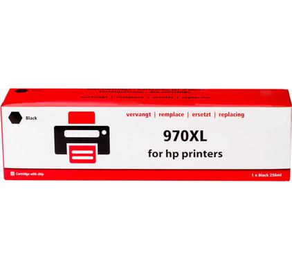 Huismerk 970 Zwart XL voor HP printers (PCN625AE)