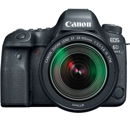 Canon EOS 6D Mark II + 24-105mm STM