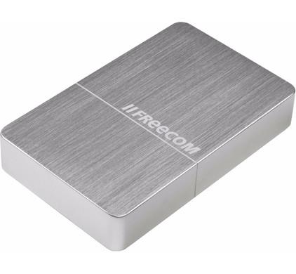 Freecom mHDD Desktop Drive 4TB Zilver