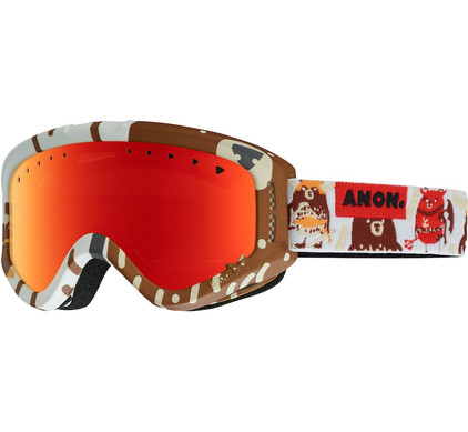 Anon Tracker Dabearz + Red Amber Lens