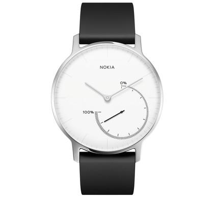 Nokia Steel Black/White Main Image