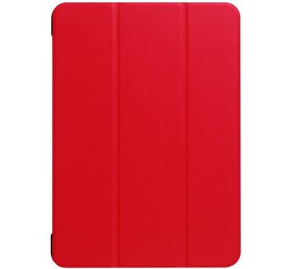 Just in Case Lenovo Tab 4 10 Plus Smart Tri-Fold Case Rood