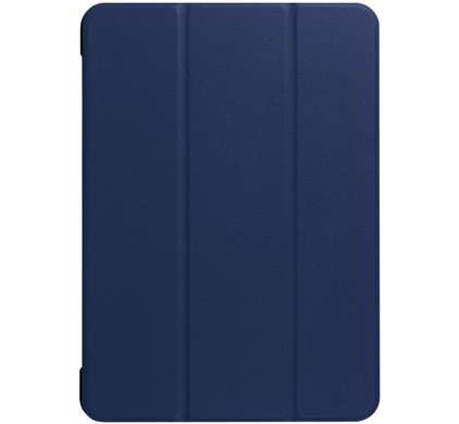 Just in Case Lenovo Tab 4 10 Plus Smart Tri-Fold Case Blauw