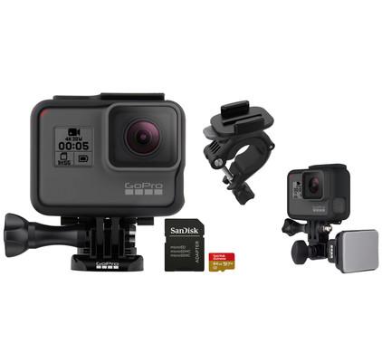 Motor- en fietskit - GoPro HERO 5 Black