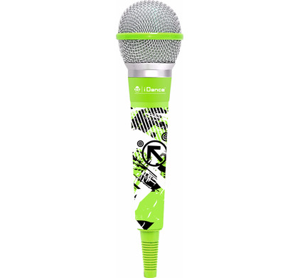 iDance Color Mic Groen