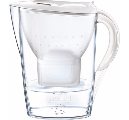 Brita Fill & Enjoy Marella Cool White Front
