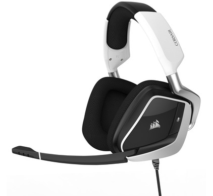 Corsair Gaming VOID PRO RGB USB Dolby 7.1 White Main Image