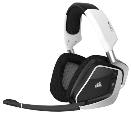 Corsair Gaming VOID PRO RGB Wireless Dolby 7.1 Wit Main Image