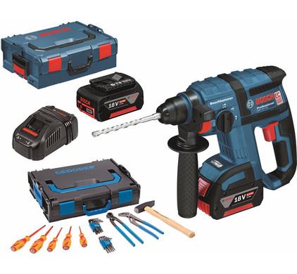 Bosch GBH 18 V-EC + Gedore Handtool Set