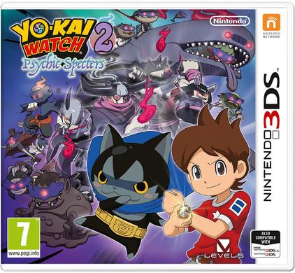 YO-KAI WATCH 2: Psychic Specters 3DS