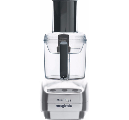 Magimix Le Mini Plus Mat Chroom