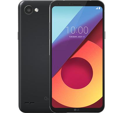 LG Q6 Zwart - Coolblue - Voor 23.59u, morgen in huis
