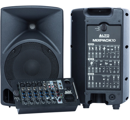Alto Pro Mixpack 10 (per paar)