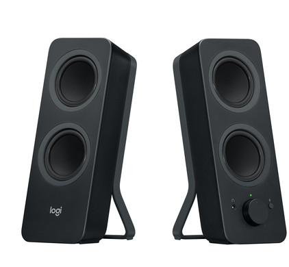 Logitech Z207 Bluetooth Computer Speakers - Zwart